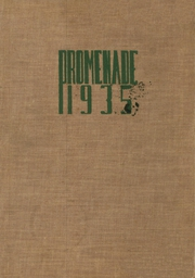 1935 Edition, Charles E Gorton High School - Promenade Yearbook (Yonkers, NY)