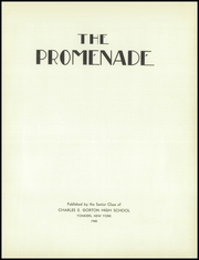 Page 7, 1940 Edition, Charles E Gorton High School - Promenade Yearbook (Yonkers, NY) online yearbook collection