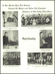 Page 13, 1958 Edition, St Marys High School - Gael Yearbook (Manhasset, NY) online yearbook collection