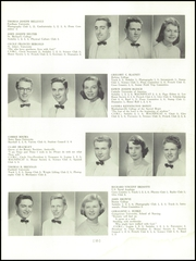 Page 17, 1958 Edition, St Marys High School - Gael Yearbook (Manhasset, NY) online yearbook collection