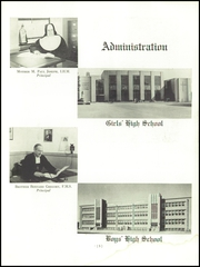 Page 7, 1958 Edition, St Marys High School - Gael Yearbook (Manhasset, NY) online yearbook collection