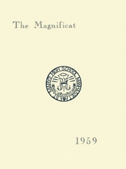 Page 1, 1959 Edition, St Marys High School - Gael Yearbook (Manhasset, NY) online yearbook collection