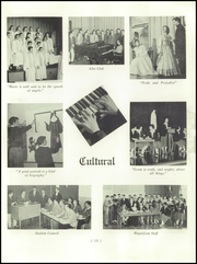 Page 15, 1959 Edition, St Marys High School - Gael Yearbook (Manhasset, NY) online yearbook collection