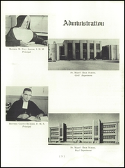 Page 7, 1959 Edition, St Marys High School - Gael Yearbook (Manhasset, NY) online yearbook collection