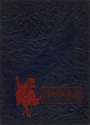 1952 Edition, Peekskill High School - Crimson and Blue Yearbook (Peekskill, NY)