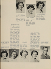 Page 10, 1953 Edition, Peekskill High School - Crimson and Blue Yearbook (Peekskill, NY) online yearbook collection