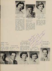 Page 14, 1953 Edition, Peekskill High School - Crimson and Blue Yearbook (Peekskill, NY) online yearbook collection