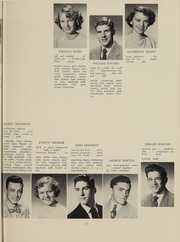 Page 16, 1953 Edition, Peekskill High School - Crimson and Blue Yearbook (Peekskill, NY) online yearbook collection