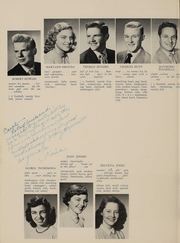 Page 17, 1953 Edition, Peekskill High School - Crimson and Blue Yearbook (Peekskill, NY) online yearbook collection