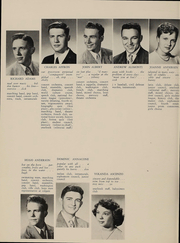 Page 7, 1953 Edition, Peekskill High School - Crimson and Blue Yearbook (Peekskill, NY) online yearbook collection