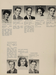 Page 9, 1953 Edition, Peekskill High School - Crimson and Blue Yearbook (Peekskill, NY) online yearbook collection
