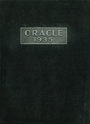 Page 1, 1935 Edition, Malverne High School - Oracle Yearbook (Malverne, NY) online yearbook collection