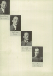 Page 10, 1935 Edition, Malverne High School - Oracle Yearbook (Malverne, NY) online yearbook collection