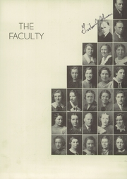 Page 11, 1935 Edition, Malverne High School - Oracle Yearbook (Malverne, NY) online yearbook collection