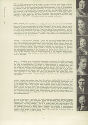 Page 13, 1935 Edition, Malverne High School - Oracle Yearbook (Malverne, NY) online yearbook collection