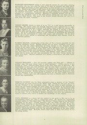 Page 16, 1935 Edition, Malverne High School - Oracle Yearbook (Malverne, NY) online yearbook collection