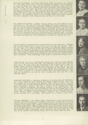 Page 17, 1935 Edition, Malverne High School - Oracle Yearbook (Malverne, NY) online yearbook collection