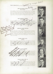 Page 16, 1938 Edition, Malverne High School - Oracle Yearbook (Malverne, NY) online yearbook collection