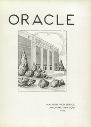 Page 9, 1938 Edition, Malverne High School - Oracle Yearbook (Malverne, NY) online yearbook collection