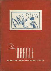 Page 1, 1943 Edition, Malverne High School - Oracle Yearbook (Malverne, NY) online yearbook collection