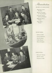 Page 12, 1943 Edition, Malverne High School - Oracle Yearbook (Malverne, NY) online yearbook collection