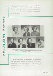 Page 11, 1952 Edition, Malverne High School - Oracle Yearbook (Malverne, NY) online yearbook collection