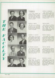 Page 12, 1952 Edition, Malverne High School - Oracle Yearbook (Malverne, NY) online yearbook collection