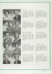 Page 15, 1952 Edition, Malverne High School - Oracle Yearbook (Malverne, NY) online yearbook collection