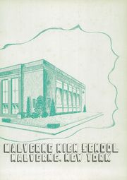 Page 7, 1952 Edition, Malverne High School - Oracle Yearbook (Malverne, NY) online yearbook collection