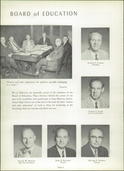 Page 10, 1957 Edition, Malverne High School - Oracle Yearbook (Malverne, NY) online yearbook collection