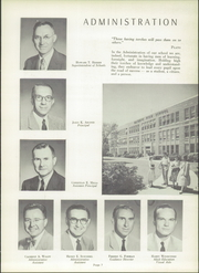 Page 11, 1957 Edition, Malverne High School - Oracle Yearbook (Malverne, NY) online yearbook collection