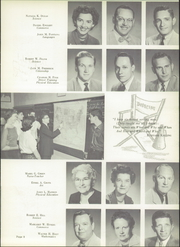 Page 13, 1957 Edition, Malverne High School - Oracle Yearbook (Malverne, NY) online yearbook collection