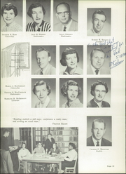 Page 14, 1957 Edition, Malverne High School - Oracle Yearbook (Malverne, NY) online yearbook collection
