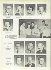 Page 15, 1957 Edition, Malverne High School - Oracle Yearbook (Malverne, NY) online yearbook collection