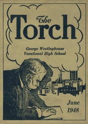 1948 Edition, George Westinghouse Vocational High School - Torch Yearbook (Brooklyn, NY)