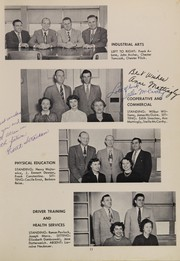 Page 15, 1955 Edition, Depew High School - Sentinel Yearbook (Depew, NY) online yearbook collection