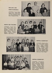 Page 16, 1955 Edition, Depew High School - Sentinel Yearbook (Depew, NY) online yearbook collection