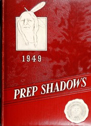1949 Edition, St Johns Preparatory School - Prep Shadows Yearbook (Brooklyn, NY)
