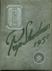 1951 Edition, St Johns Preparatory School - Prep Shadows Yearbook (Brooklyn, NY)