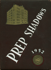 1952 Edition, St Johns Preparatory School - Prep Shadows Yearbook (Brooklyn, NY)