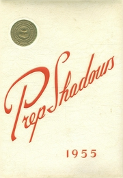 1955 Edition, St Johns Preparatory School - Prep Shadows Yearbook (Brooklyn, NY)