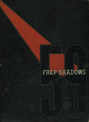 1959 Edition, St Johns Preparatory School - Prep Shadows Yearbook (Brooklyn, NY)