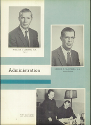Page 17, 1959 Edition, St Johns Preparatory School - Prep Shadows Yearbook (Brooklyn, NY) online yearbook collection