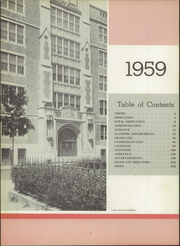 Page 6, 1959 Edition, St Johns Preparatory School - Prep Shadows Yearbook (Brooklyn, NY) online yearbook collection