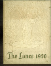 Page 1, 1950 Edition, Sacred Heart High School - Lance Yearbook (Yonkers, NY) online yearbook collection