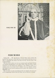 Page 5, 1950 Edition, Sacred Heart High School - Lance Yearbook (Yonkers, NY) online yearbook collection