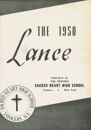 Page 7, 1950 Edition, Sacred Heart High School - Lance Yearbook (Yonkers, NY) online yearbook collection