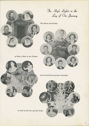 Page 9, 1950 Edition, Sacred Heart High School - Lance Yearbook (Yonkers, NY) online yearbook collection