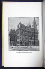 Page 6, 1899 Edition, Binghamton Central High School - Panorama Yearbook (Binghamton, NY) online yearbook collection