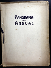 Page 1, 1916 Edition, Binghamton Central High School - Panorama Yearbook (Binghamton, NY) online yearbook collection